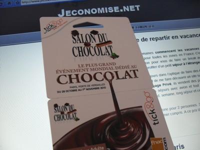 Invitation gratuite salon du chocolat a paris - Invitation gratuite salon du chocolat ...