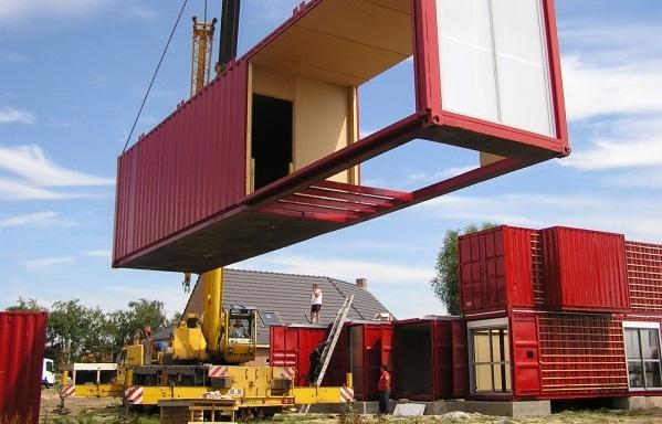 Maison rapide modulaire pr fabriqu e ou container - Acheter maison container ...