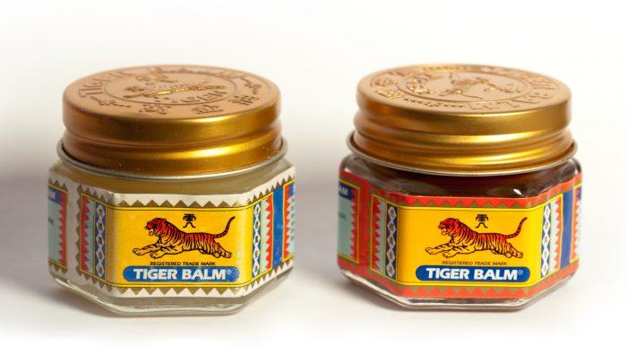 Pot de 30 grammes Baume du tigre rouge