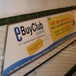 Le cashback avec eBuyClub