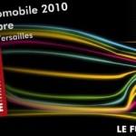 Invitation mondial auto 2010