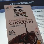 Invitation salon du chocolat Paris 2010