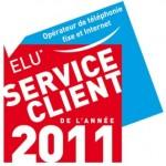 Elu service client de l annee !