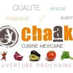 Chaak nouveau restaurant mexicain