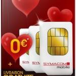Carte sim gratuite Symacom