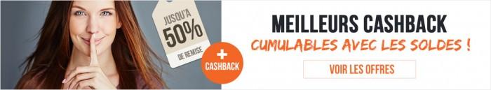 cashback soldes poulpeo