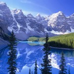 Parcourir les parcs nationaux canadiens à moindre coût