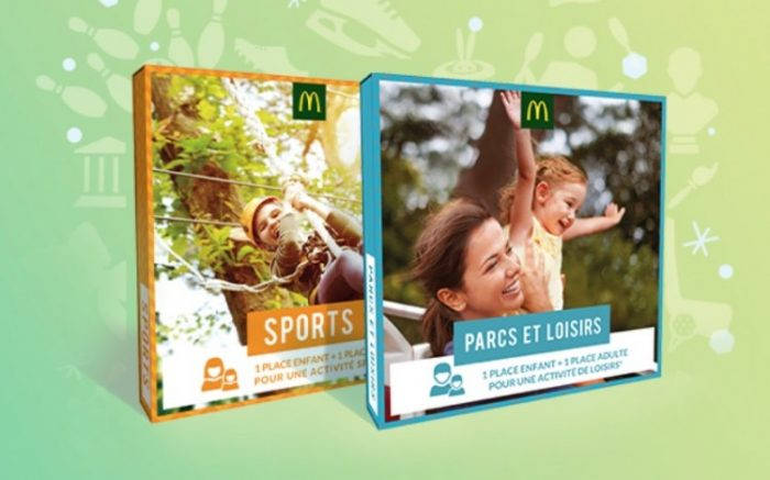 Coffret Happy Meal McDonald's
