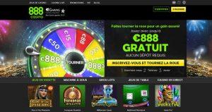 bonus casino en ligne 888 casino