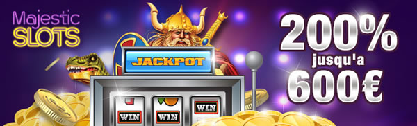 bonus casino en ligne majestic slots