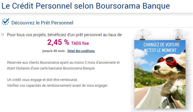 pret-personnel-boursorama