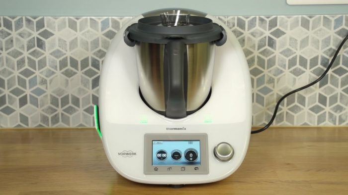 Thermomix connecté Cook-Key