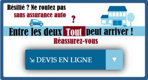assurance auto résilié