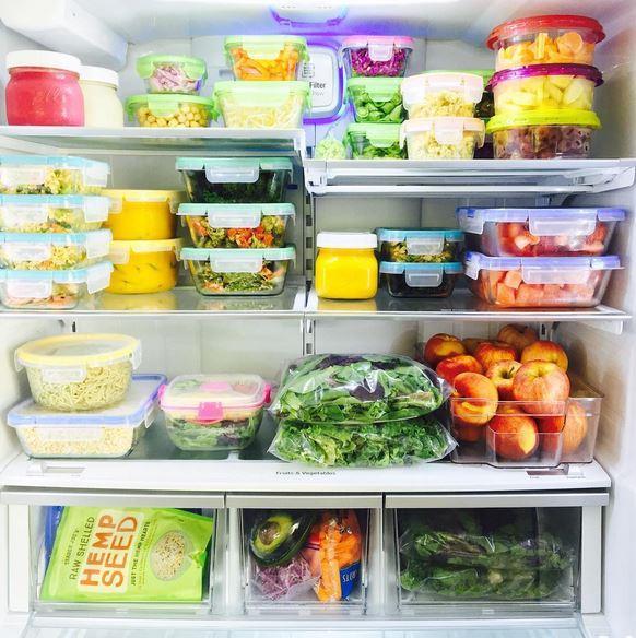 Ne remplissez pas trop votre réfrigérateur