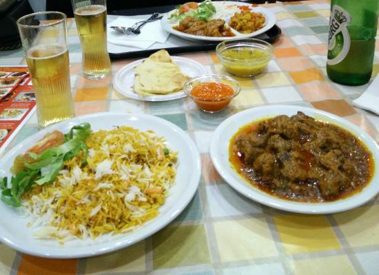 le restaurant Katmandou