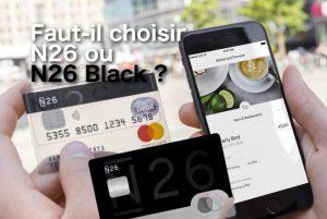 N26 Black vs N26