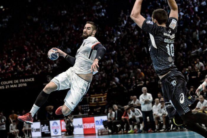 McDavid handball