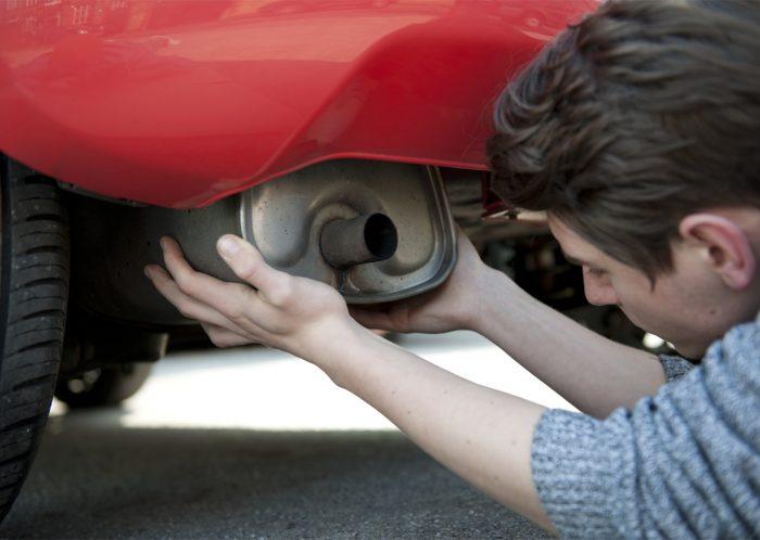 Réparation de voiturebricolage