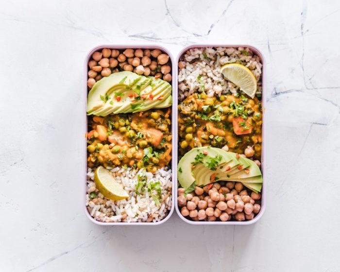 La lunch box pour emporter son repas