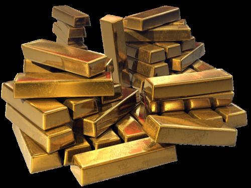 investir dans des lingots d'or