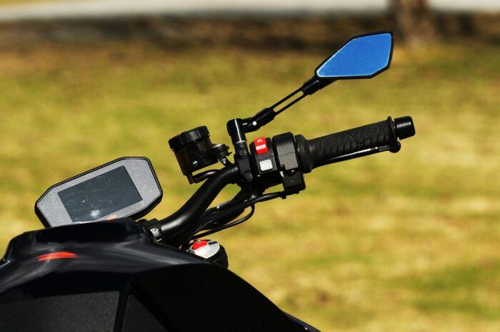 Rétroviseur moto