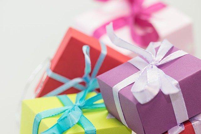 cadeaux gartuit